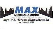 MAX - Nieruchomościami