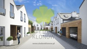 sprzedam nowy dom Łódź Polesie Osiedle Siedem Klonów