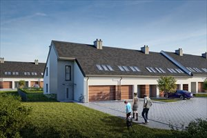 sprzedam nowy dom Gdańsk Ujeścisko