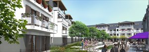 Nowe mieszkania Dolina Krzeptowa
