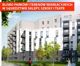 Murapol- Osiedle Bieńczycka- nowe mieszkanie już od 598 zł/miesięcznie