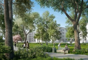 Nowe mieszkania Barciński Park V