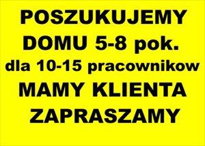wynajmę dom Pruszków Piastów