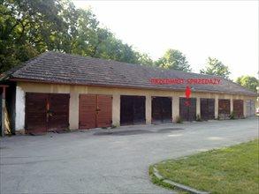sprzedam garaż Wodzisław Śląski