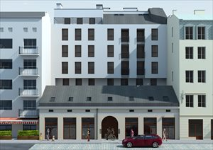 Nowe mieszkania Ząbkowska 14