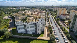 Nowe mieszkania Kamińskiego róg Myśliborskiej