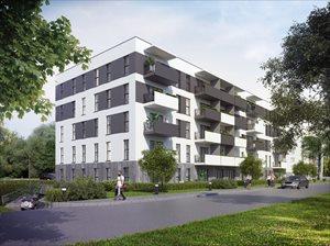 Nowe mieszkania MURAPOL NOWY BAŻANTÓW- Nowe mieszkania w Katowicach na ul. Bażantów od 524 zł/miesięcznie