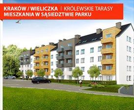 Nowe mieszkania KRÓLEWSKIE TARASY III etap Wieliczka - Mieszkania w programie MdM