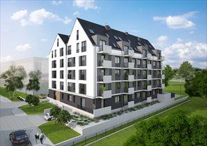 Nowe mieszkania Zaułek Złotnicki III