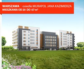 Nowe mieszkania MURAPOL JANA KAZIMIERZA Warszawa - Mieszkania w programie MdM