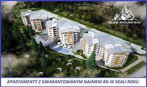 Nowe mieszkania Blue Mountain Resort