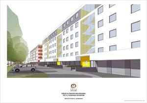 Nowe mieszkania Zespół Budynków Mieszkalnych Wielorodzinnych