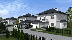 Nowe domy Villa Moderna