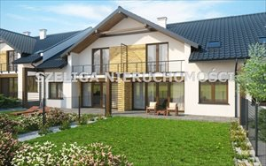 sprzedam nowy dom Gliwice Żerniki