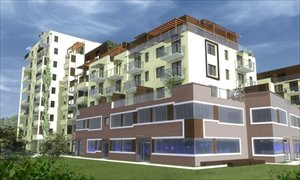 Nowe mieszkania Kaskada Biały Prądnik
