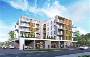 Nowe mieszkania Rezydencja Grzybowa