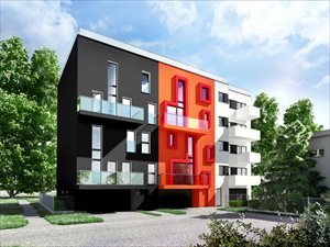 Nowe apartamenty Apartament Mokotów