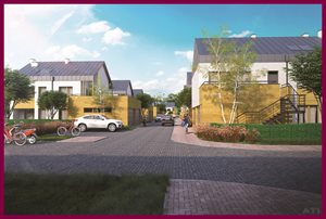 Nowe domy Osiedle Natura