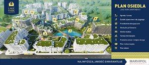 Nowe mieszkania Lake Park Apartments