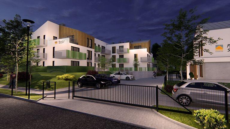 Nowe mieszkanie dwupokojowe Przystań Stawki Toruń, Stawki, Włocławska 33  46m2 Foto 6
