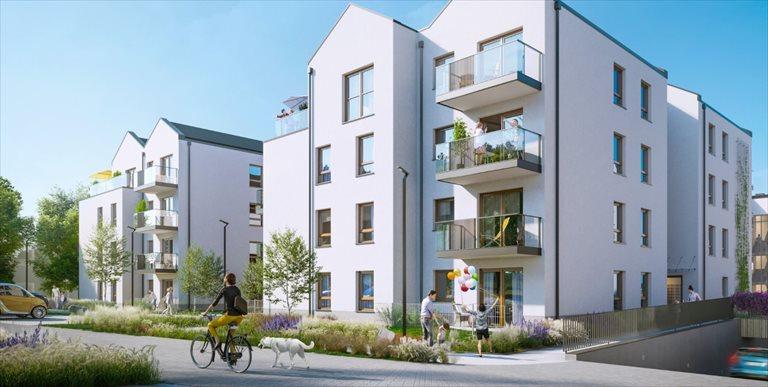 Nowe mieszkanie trzypokojowe Nasze Miejsce Gdańsk, Ujeścisko, Niepołomicka  63m2 Foto 2