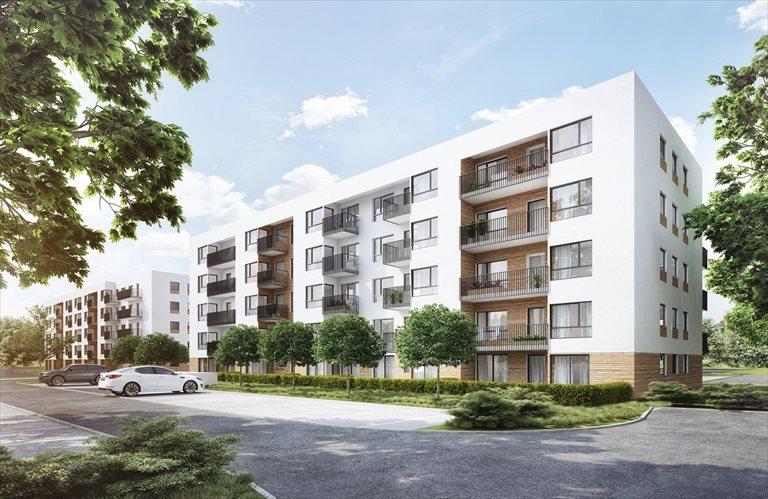 Nowe mieszkanie trzypokojowe Stabłowicka Wrocław, Stabłowicka  54m2 Foto 1