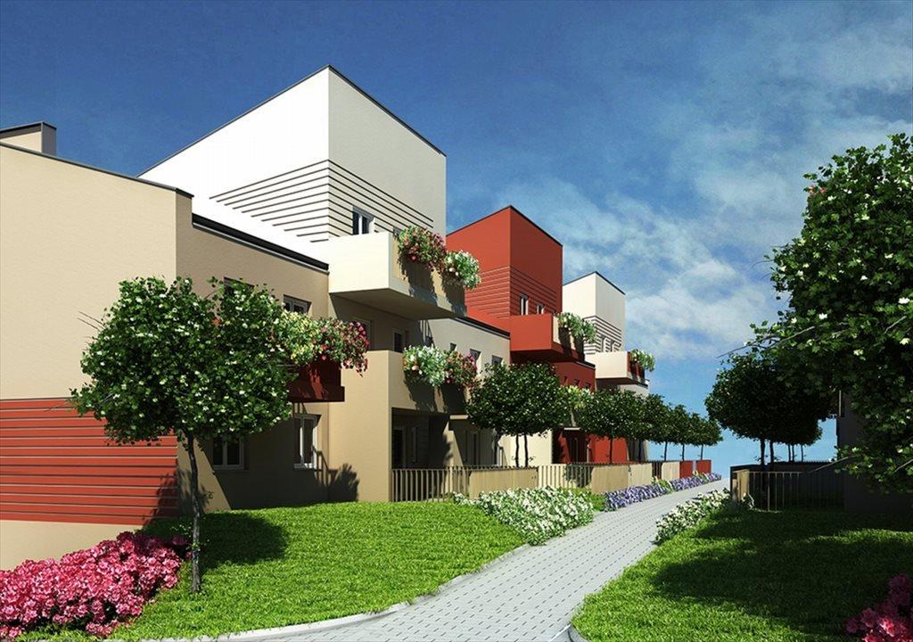 Nowe mieszkanie trzypokojowe GIARDINI VERONA Wrocław, Oporów, Honoriusza Balzaka  75m2 Foto 1