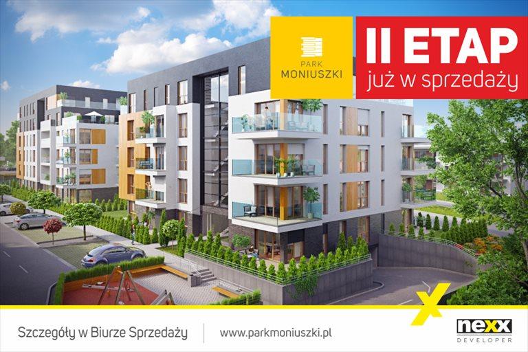 Nowe mieszkanie czteropokojowe  Park Moniuszki Mysłowice, Chopina 36  81m2 Foto 1