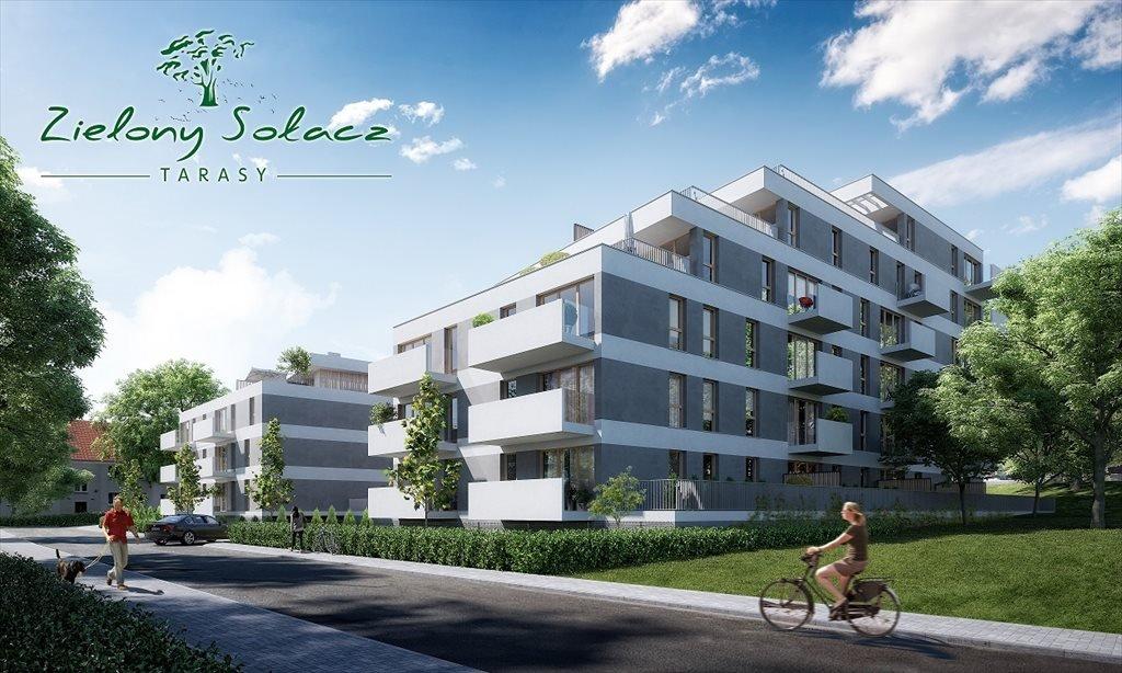 Mieszkanie trzypokojowe na sprzedaż Zielony Sołacz Tarasy Poznań, Sołacz, Drzymały 17  66m2 Foto 1