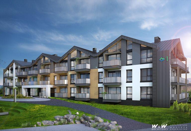 Nowe mieszkanie dwupokojowe Laguna Beskidów Apartamenty Nad Jeziorem Szczyrk  38m2 Foto 2