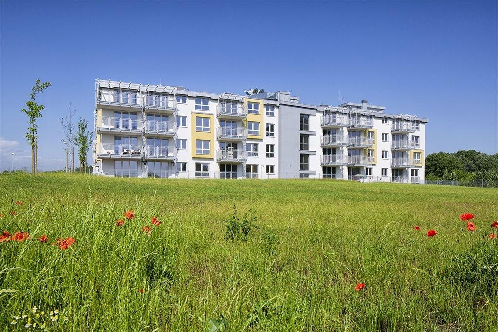 Mieszkanie trzypokojowe na sprzedaż Aura Garden Warszawa, Białołęka, Ostródzka  54m2 Foto 1