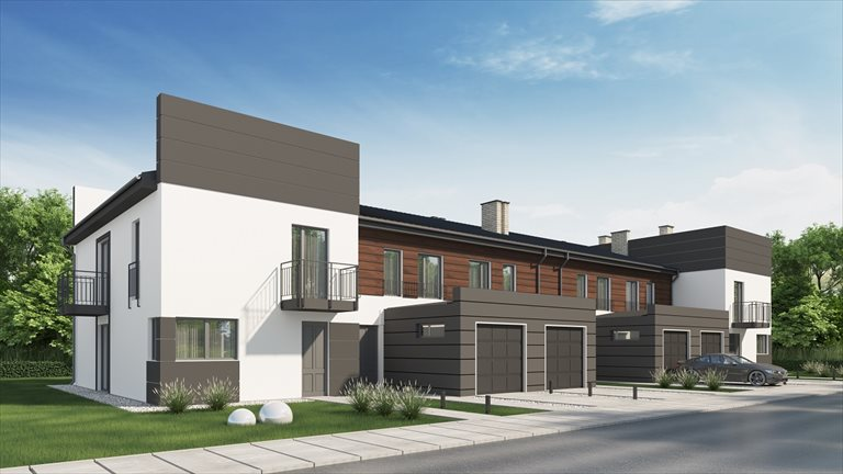 Nowy dom Domy Bobrowiec Piaseczno, Skalna  126m2 Foto 2