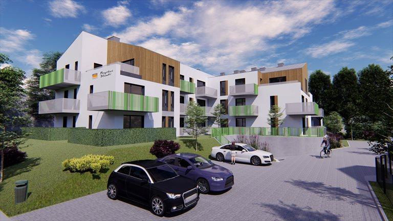 Nowe mieszkanie dwupokojowe Przystań Stawki Toruń, Stawki, Włocławska 33  46m2 Foto 2