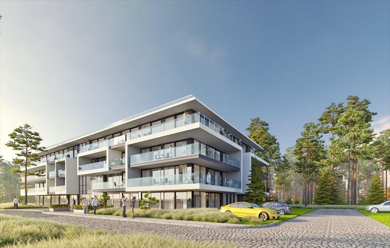 Nowe mieszkanie dwupokojowe Sea & Lake Luxury Apartments Resort Mielno, Unieście, Sosnowy las  34m2 Foto 6