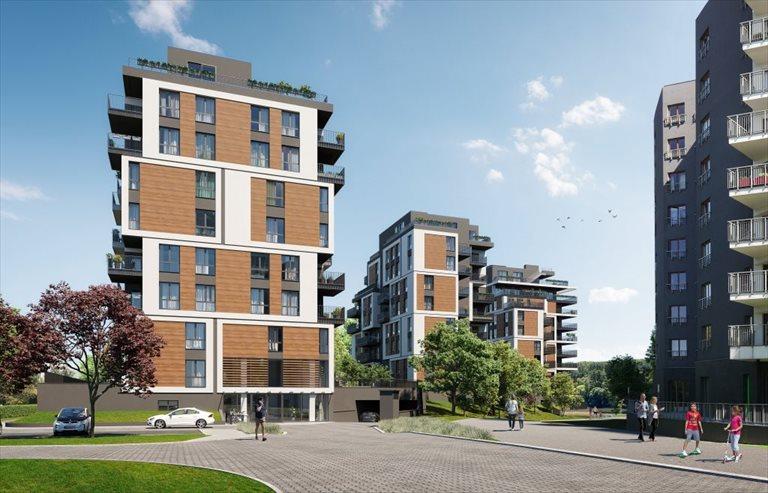 Nowe mieszkanie dwupokojowe INSPIRE Katowice, Dolina Trzech Stawów, Gen. W. Sikorskiego 41  46m2 Foto 4