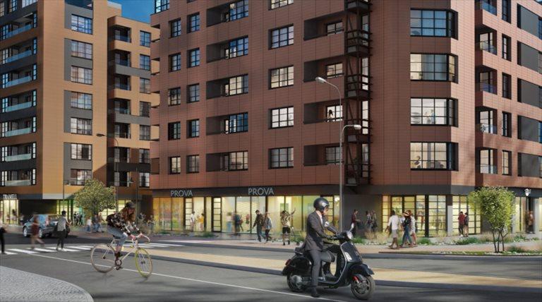 Nowe mieszkanie trzypokojowe DOKI LIVING Gdańsk, Śródmieście, ks. Jerzego Popiełuszki/Rybaki Górne  69m2 Foto 3