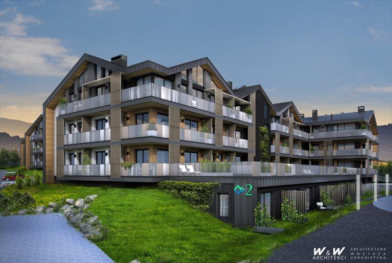Nowe mieszkanie dwupokojowe Laguna Beskidów Apartamenty Nad Jeziorem Szczyrk  38m2 Foto 1