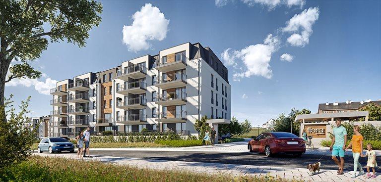 Nowe mieszkanie czteropokojowe  Flora by Hanza Gdańsk, Ujeścisko-Łostowice, Niepołomicka 46  72m2 Foto 5
