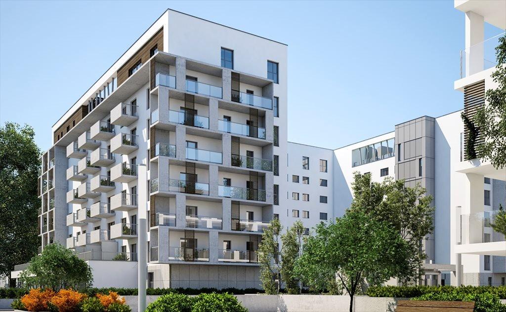 Mieszkanie czteropokojowe  na sprzedaż Dzielnica Parkowa - N.G.DEVELOPMENT Rzeszów, Paderewskiego  70m2 Foto 1