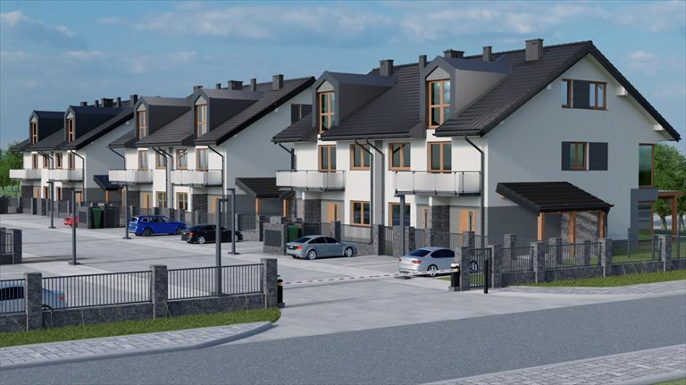 Nowe mieszkanie trzypokojowe Rezydencja Jaworowa Raszyn, Jaworowa, Warszawska 50  79m2 Foto 2