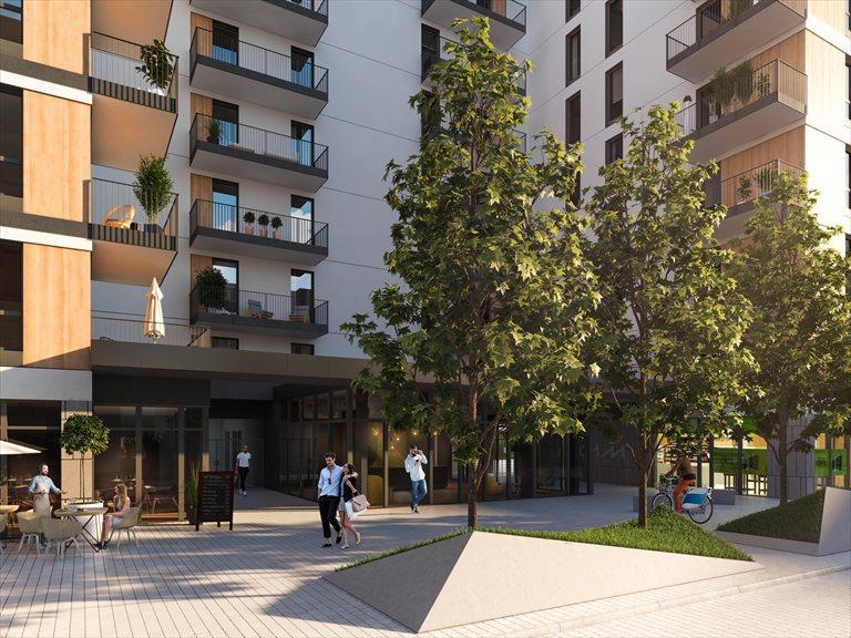 Nowe mieszkanie dwupokojowe CENTRAL HOUSE Warszawa, Mokotów, Domaniewska 47/49  43m2 Foto 8