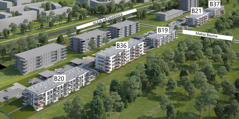 Mieszkania Hetmańska - ETAP II Łódź, Widzew, Maksa Bauma  Foto 1