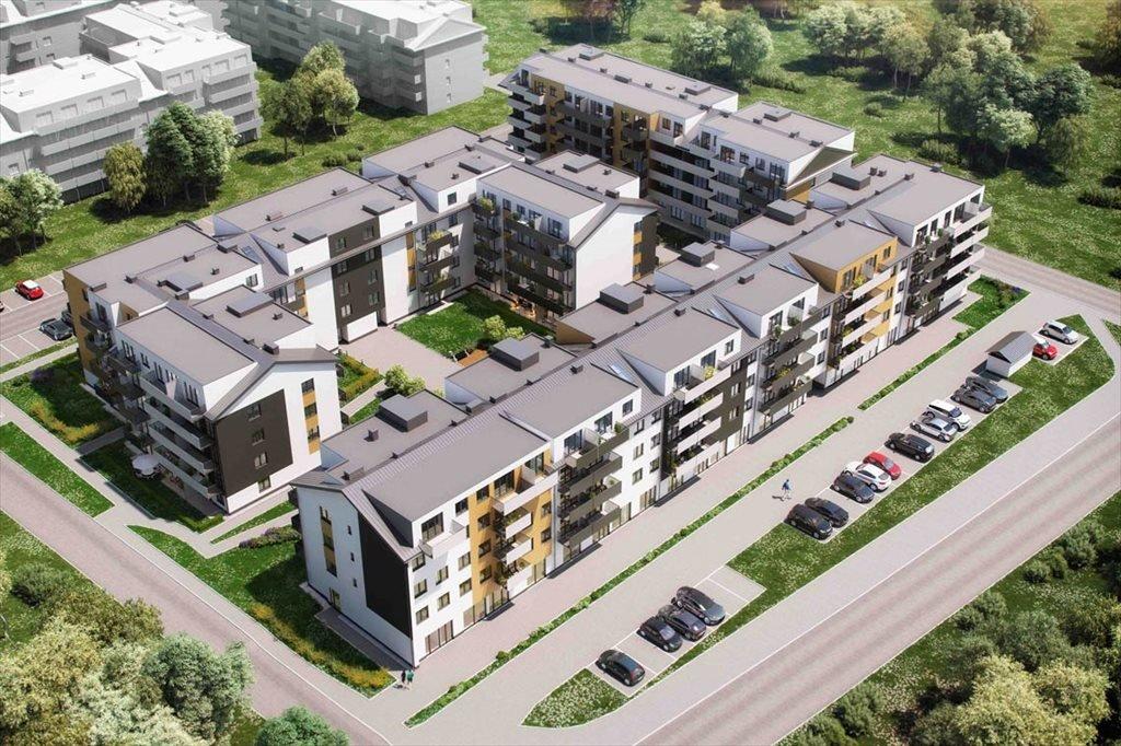 Mieszkanie trzypokojowe na sprzedaż Murapol Nowy Złocień Kraków, Podgórze, Agatowa  51m2 Foto 1