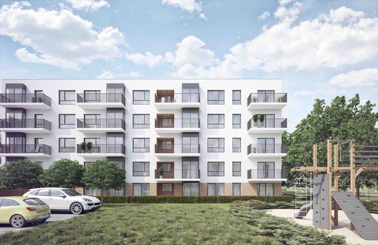 Nowe mieszkanie trzypokojowe Stabłowicka Wrocław, Stabłowicka  54m2 Foto 3