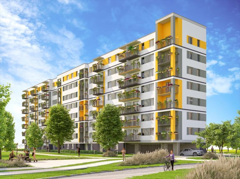 Nowe mieszkanie trzypokojowe Next Ursus  Warszawa, Ursus, Posag 7 Panien 18  64m2 Foto 2