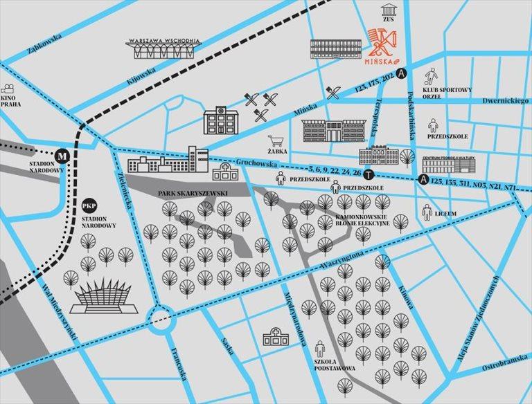 Mińska 69 Etap II Warszawa, Praga Południe, ul. Mińska 69  Foto 9