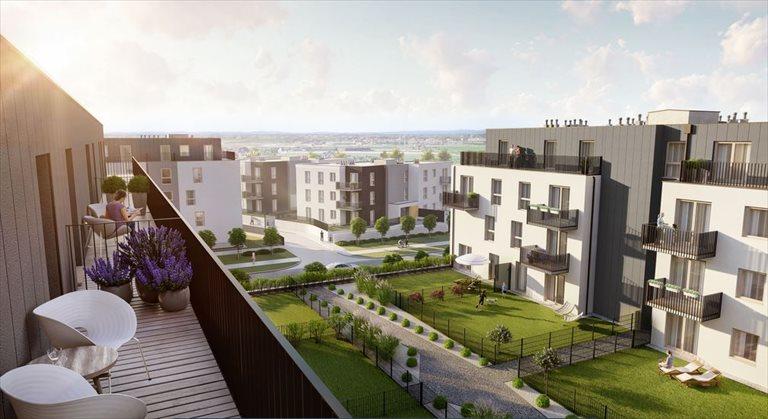 Nowe mieszkanie dwupokojowe KAJDASZA Wrocław, Krzyki, Kajdasza  69m2 Foto 3