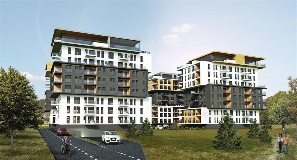 Nowe mieszkanie trzypokojowe Nowa Dąbrowa Dąbrowa Górnicza, Graniczna  67m2 Foto 2