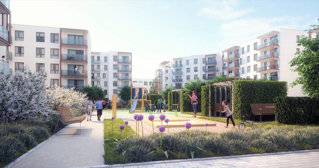Nowe mieszkanie trzypokojowe Osiedle Locus Rumia, Janowo, Stoczniowców  58m2 Foto 2