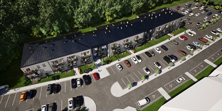 Nowe mieszkanie trzypokojowe Kleszczewo Park Kleszczewo  62m2 Foto 7